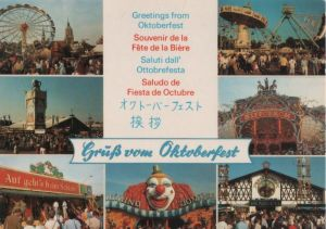 München - Gruß vom Oktoberfest - 1994 0