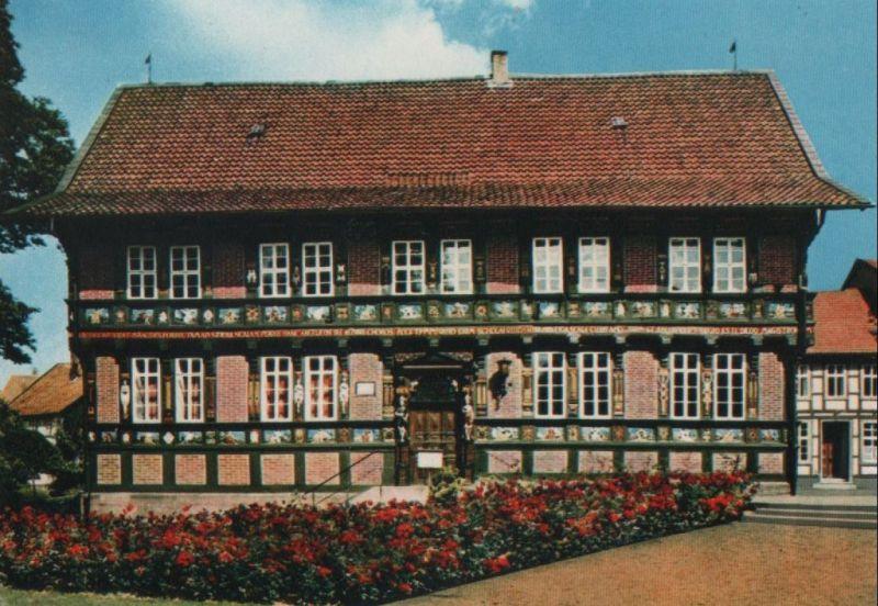 Alfeld (Leine) - Heimatmuseum - ca. 1980 0