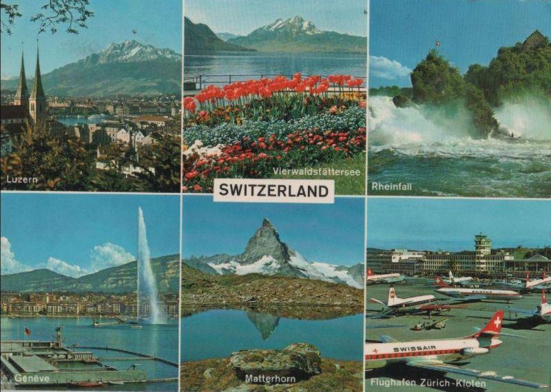 Schweiz - Schweiz - Schweiz - 1973