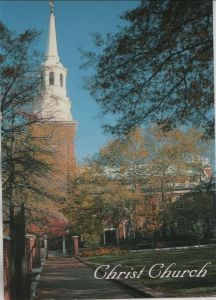 USA - USA - Philadelphia - Christ Church - ca. 1995