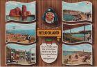Helgoland - u.a. Nordspitze - 1974