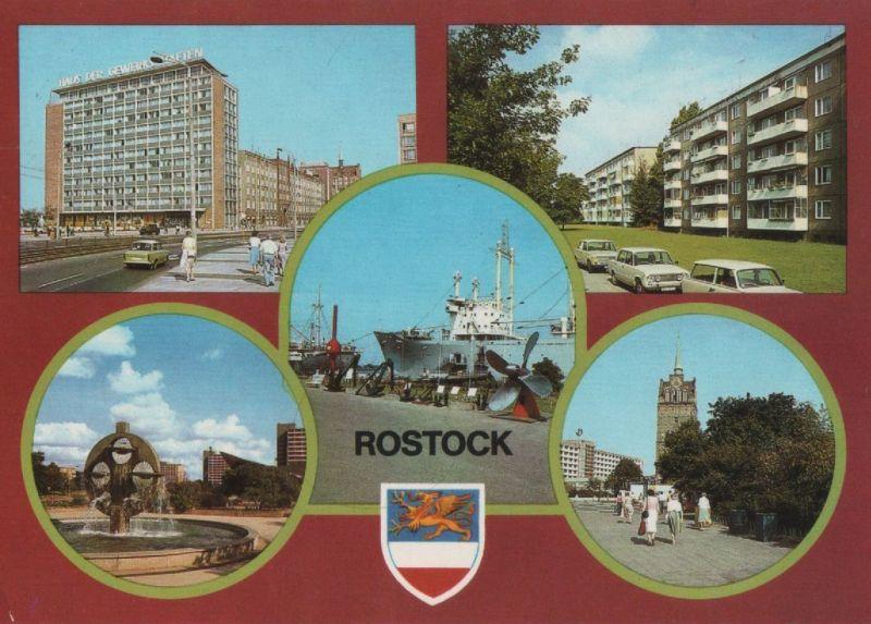 Frieden Rostock