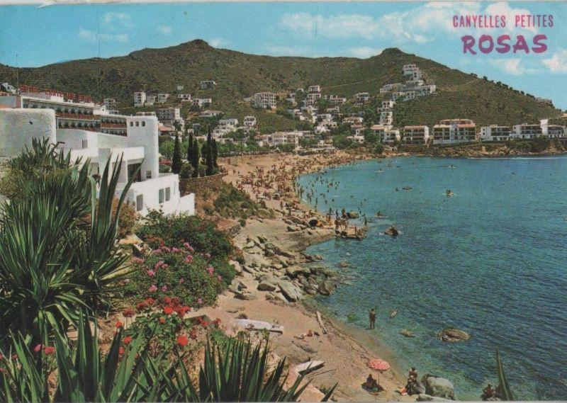 Spanien - Spanien - Rosas - Canyelles Petites - ca. 1980