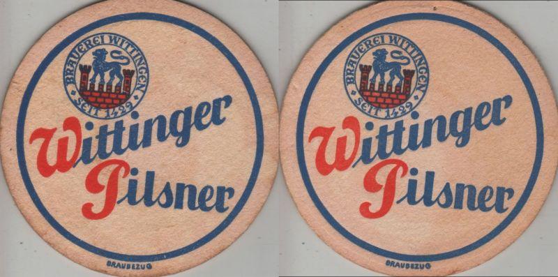 Bierdeckel rund - Wittinger