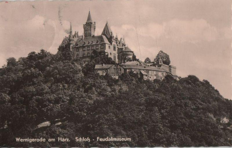 Wernigerode - Schloß
