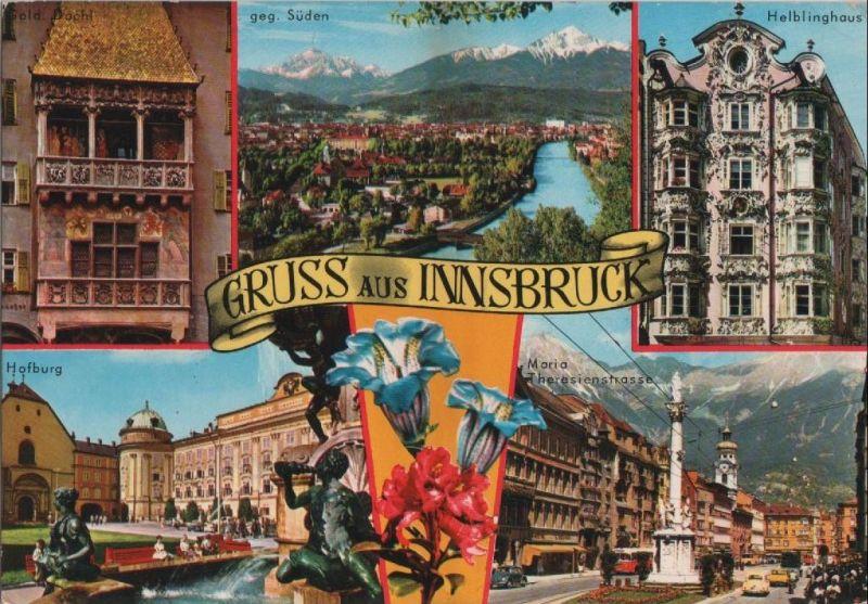 Österreich - Innsbruck - Österreich - 5 Bilder