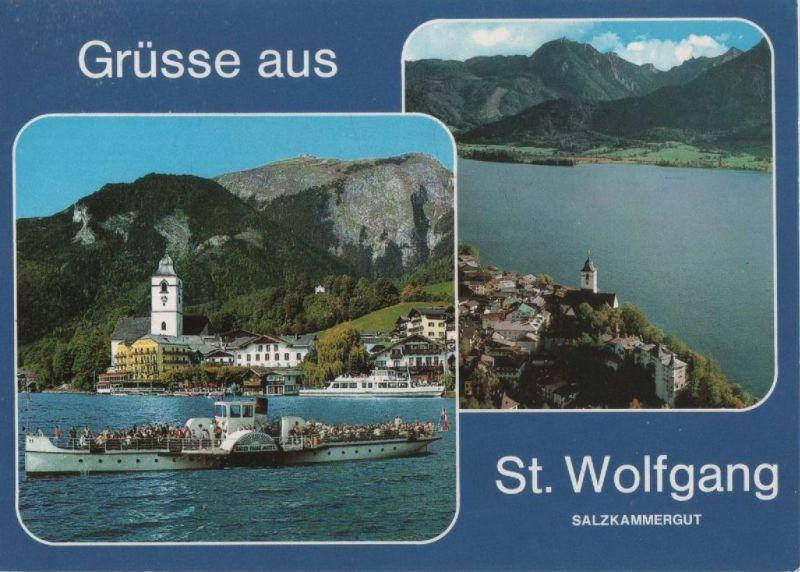 Österreich - St. Wolfgang - Österreich - 2 Bilder