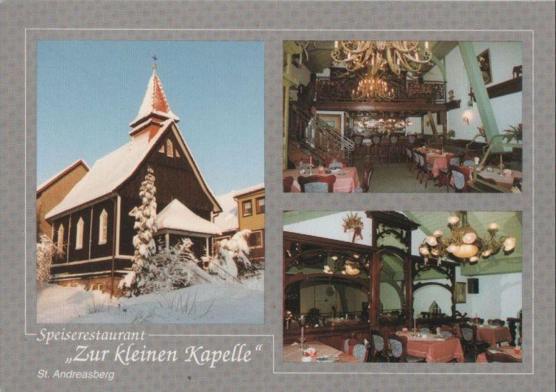 St. Andreasberg - Zur kleinen Kapelle