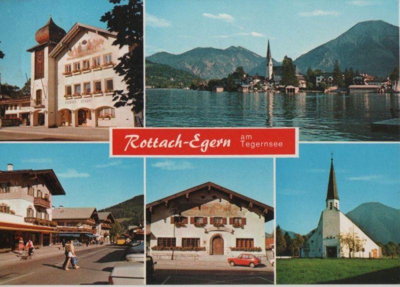 Rottach-Egern - 5 Bilder