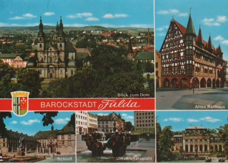 Fulda - 5 Bilder