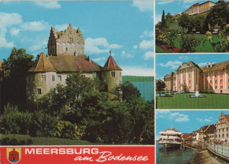Meersburg - 4 Bilder