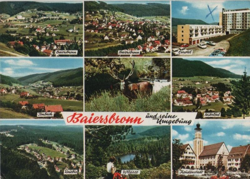 Baiersbronn - 9 Bilder