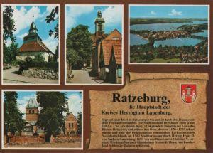 Ratzeburg - 4 Bilder