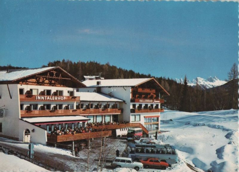 Österreich - Telfs-Mösern - Österreich - Inntalerhof