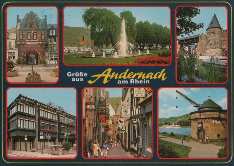 Andernach - 6 Bilder