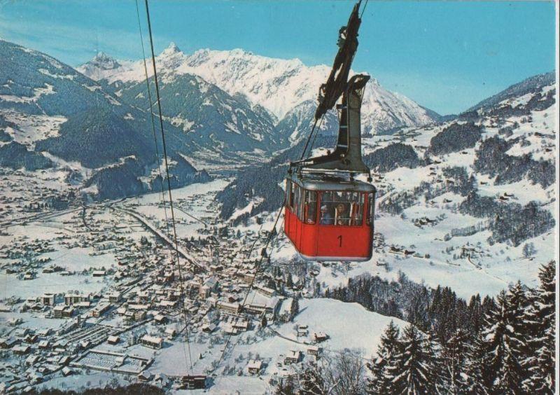 Österreich - Schruns - Österreich - mit Zimba