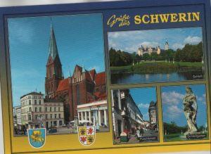 Schwerin - 4 Bilder