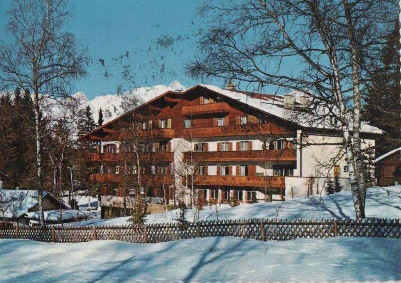 Österreich - Seefeld - Österreich - Hotel Marthe