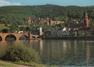 Heidelberg - Partie am Neckar