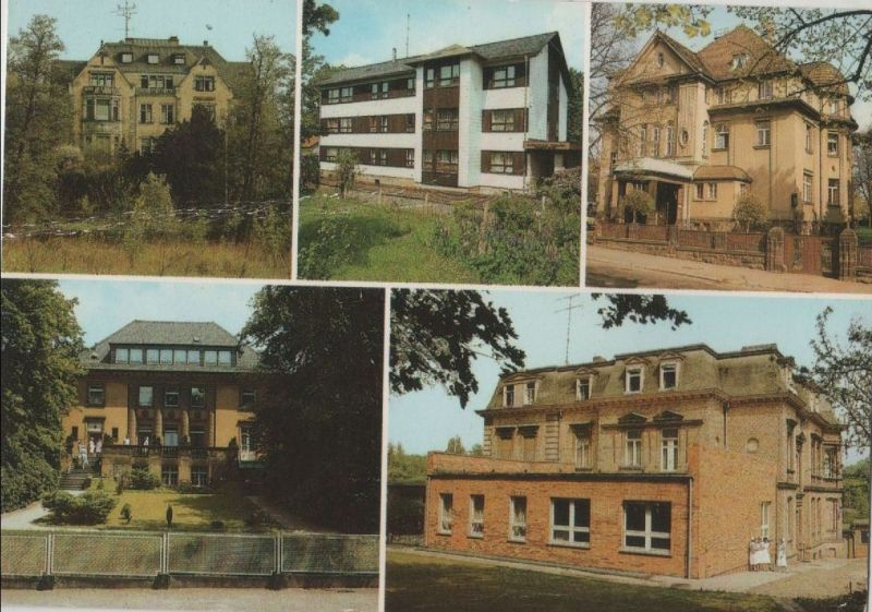 DDR - Diakoniewerk, 5 Standorte 0