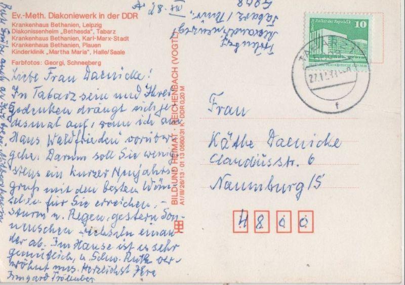 DDR - Diakoniewerk, 5 Standorte 1