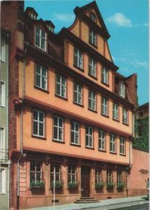 Frankfurt Main - Goethe-Haus