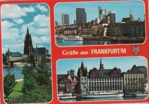 Frankfurt Main - 3 Bilder