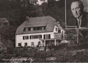 Bad Honnef-Rhöndorf - Haus Adenauer