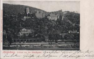 Heidelberg - Schloss