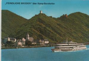 Kamp-Bornhofen - Feindliche Brüder
