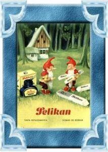 Pelikan v.1934 Zwerg & Tinte (9399-002)