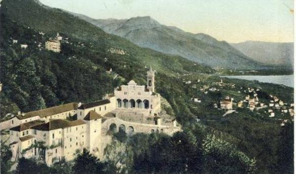 Locarno v.1905 Stadtansicht.(17024)