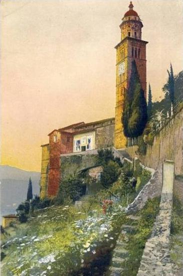 Lago di Lugano v.1916Morcote.(17041)