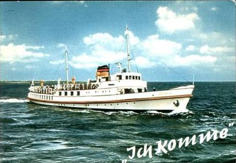 Norderney v.1969 Schiff Frisia IV (17134-052)