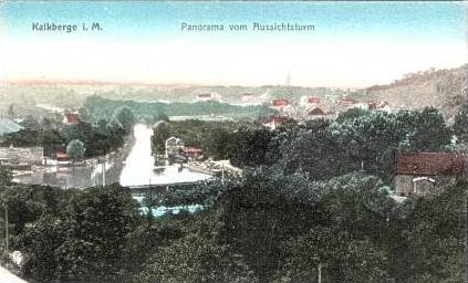 Kalkberge v.1911 Stadtansicht (17169)