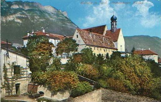 Kaltern v.1922 Franzikaner Kloster (17506)