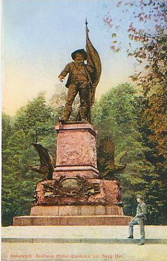 Innsbruck v.1911 Andreas Hofer Denkmal (17552)