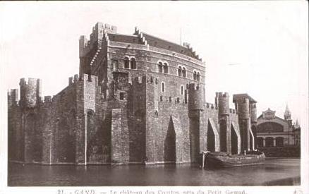 Gand v.1914 siehe Foto !! (16314)