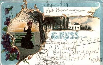 G. a. Brandenburg v.1899 siehe Foto !!(16426)