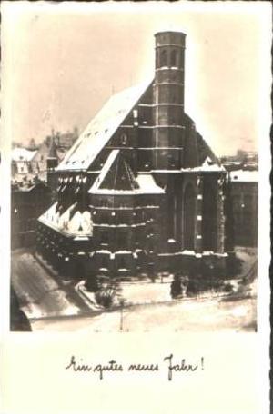 Wien v.1955 Kirche,--NEUES JAHR !! (16857)