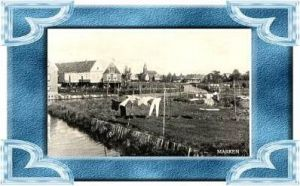 Marken v.1939 Teil-Dorf-Ansicht (9399-004)