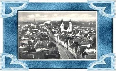 Ingolstadt v.1929 Teil-Stadt-Ansicht (10033)