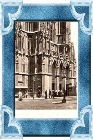 Wien v.1912 Firmungstor (10355)