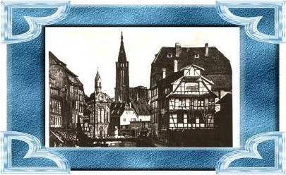 Straßburg v.1935 Planzbadstaden (10362)