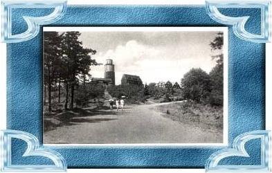 Thüringen v.1953 Großer Inselberg (10372)