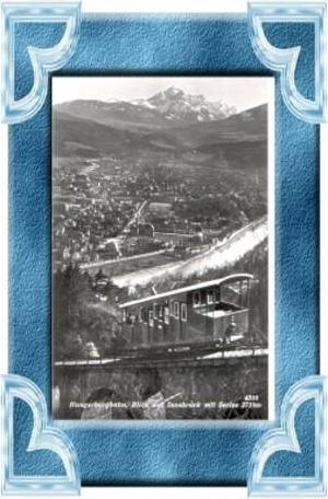 Innsbruck v.1938 Hungerburgbahn .(10216)