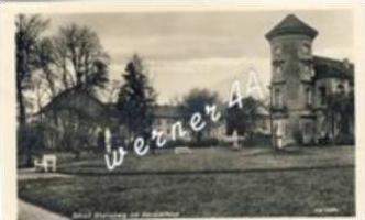 Rheinsberg von 1953 Schloß & Kavalierhaus (21346)