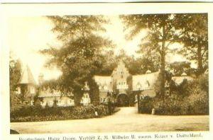 Doorn v.1927 Haus v. Kaiser a. Deutschland (21268)