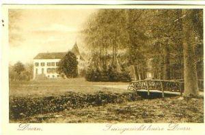 Doorn v.1924 Tuingezicht Huize (21269)