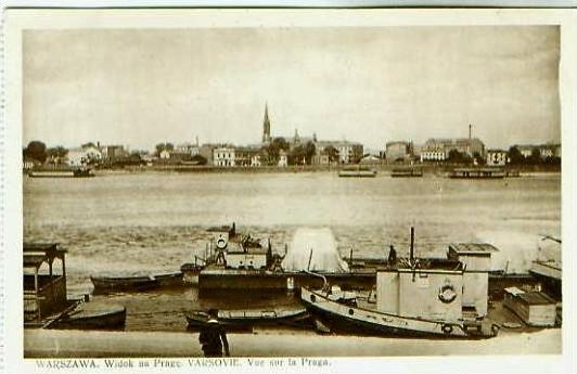 Warszawa v.1926 Vue sur la Praga (20916)